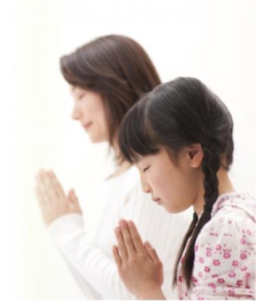 お仏壇は、家族みんなの心のよりどころ